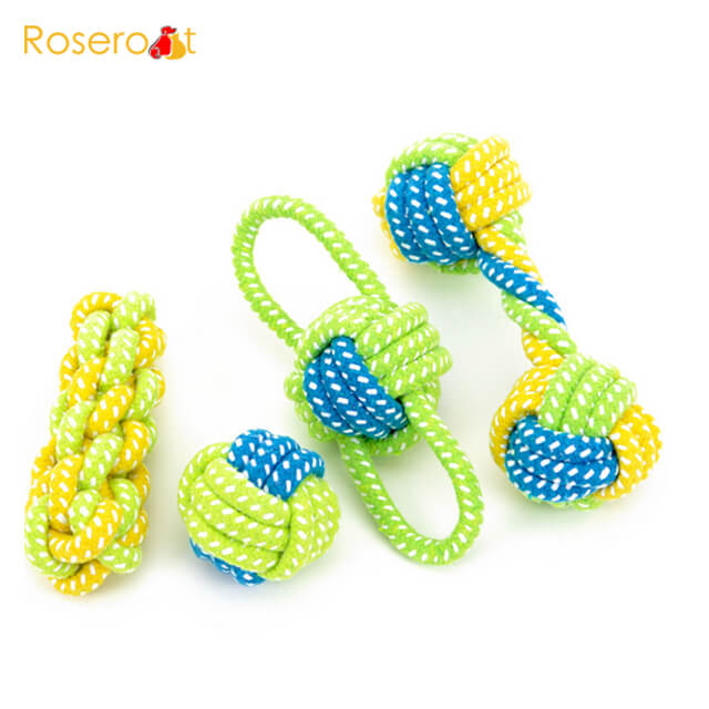 dog rope toy chew
