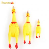 dog toy chicken