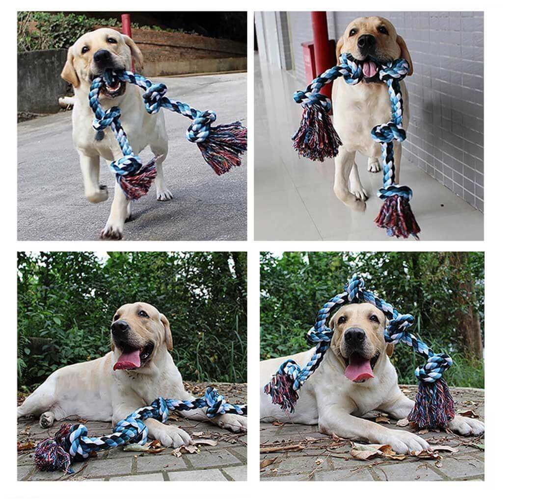 rope toy for big dog